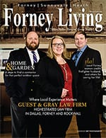 Forney Living - February March 2018